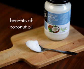 top 6 coconut oil benefits | diy home remedies with coconut oil