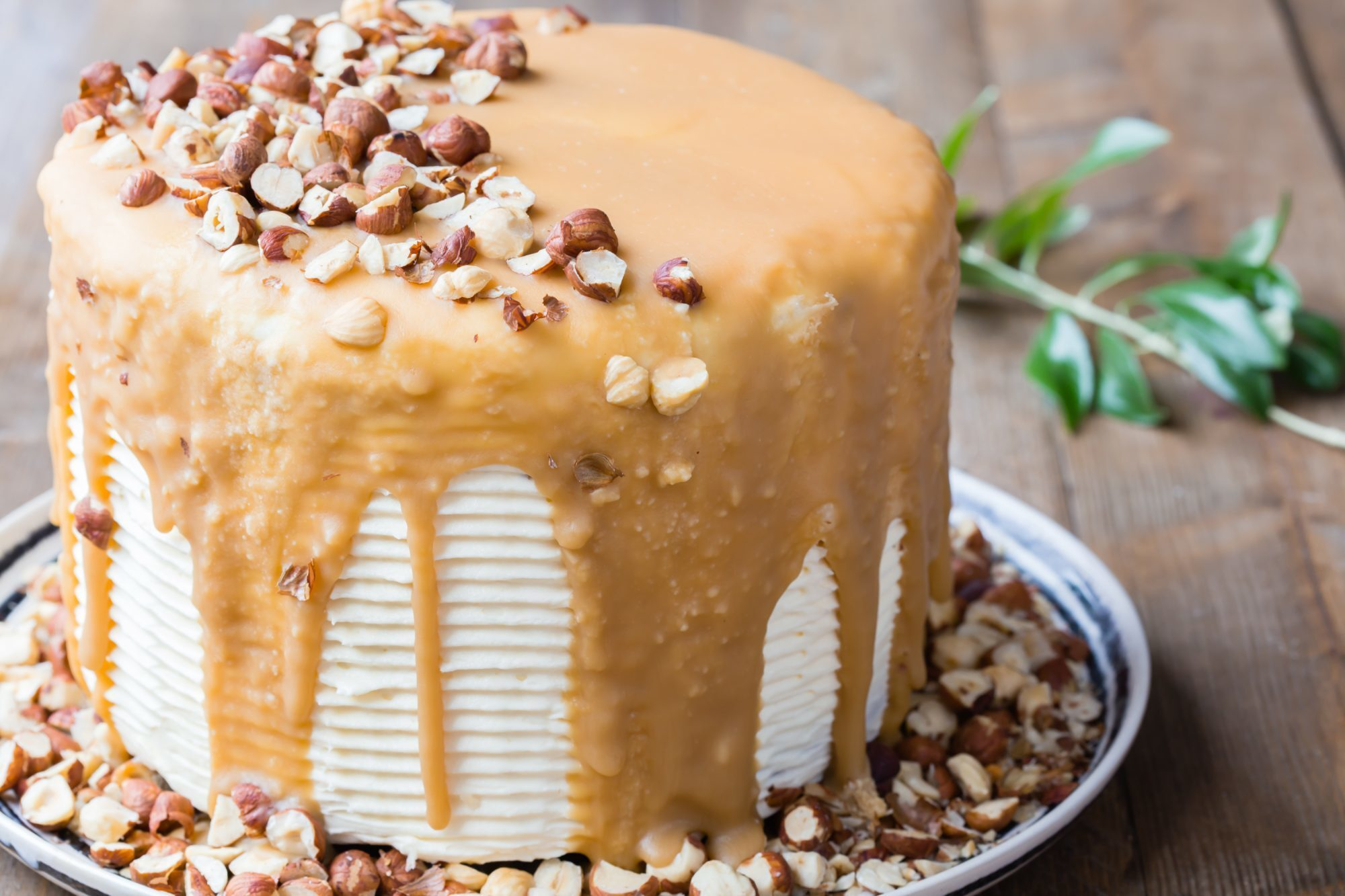 Thermomix Whiskey Cake