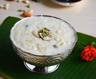 BENGALI CHALER PAYESH RECIPE/RICE KHEER RECIPE