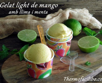 Gelat light de mango