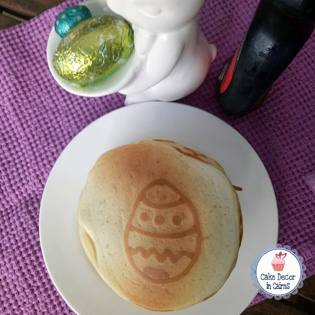 Easter Pancakes Recipe