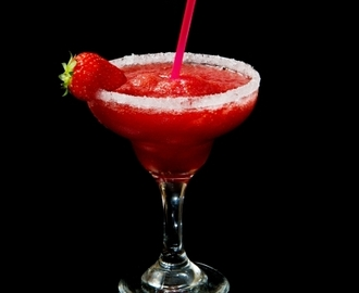 Cocktail Caipiroska alla fragola