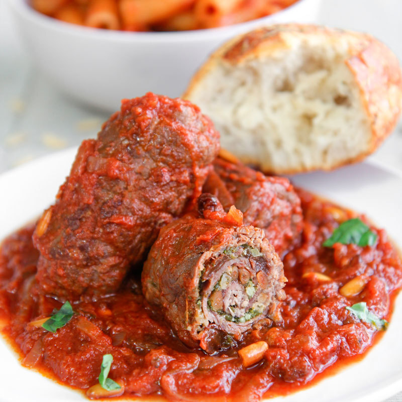 BRACIOLE NEAPOLITAN-STYLE recipe & history – all you need to know!