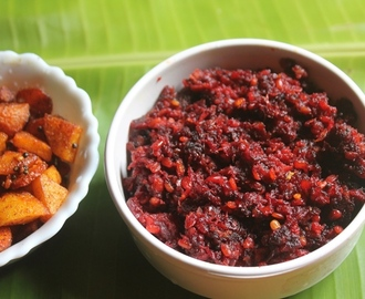 Beetroot Moong Dal Sabzi Recipe