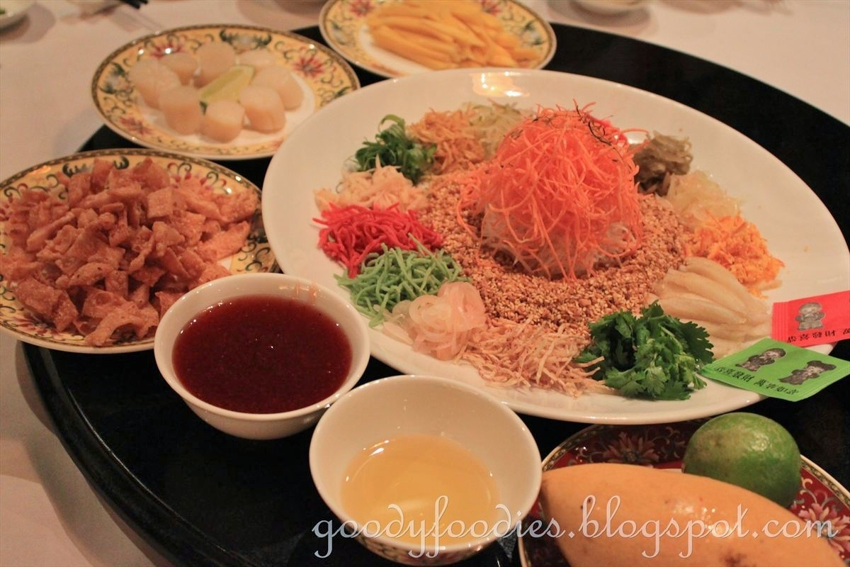 CNY 2013: Lai Ching Yuen, Grand Millennium Hotel KL