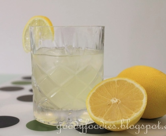Recipe: Homemade old-fashioned lemonade