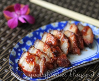 Recipe: Homemade Char Siu 叉燒 (BBQ Pork)