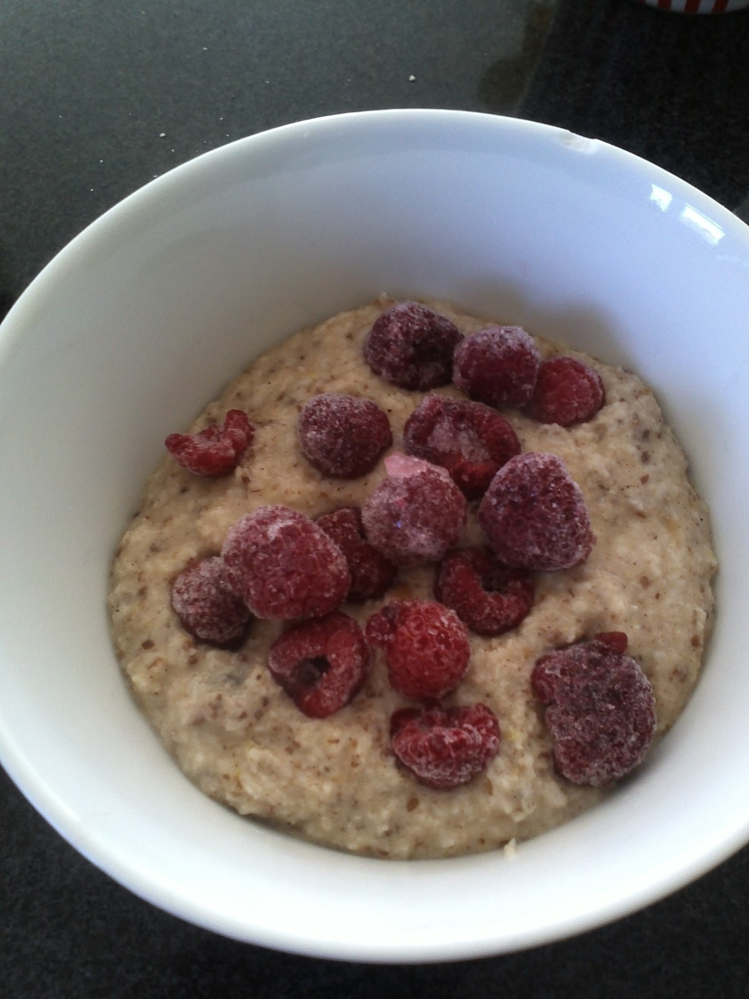 Paleo Coconut Porridge - Dairy and Grain Free
