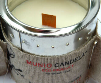 MyPure Choice – Munio Candela Soy Wax Candle
