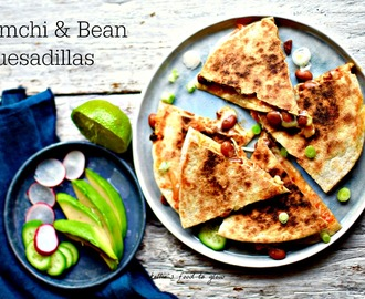 13 Essential Meal-Planning Tips + Quick Kimchi and Bean Quesadillas