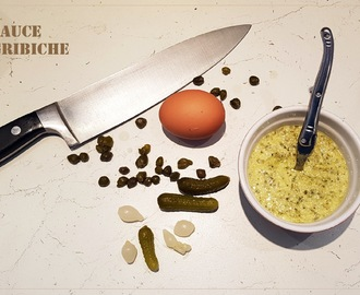 THERMOMIX : Sauce Gribiche inratable