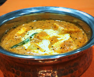 Easy Paneer butter masala