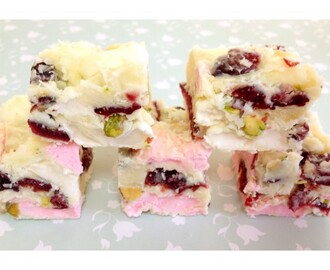 White Chocolate Rocky Road