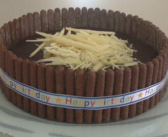 Rich Chocolate Mud Cake – Happy Birthday Mum!