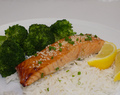 Lemon & Ginger Salmon : Deiss PRO Giveaway
