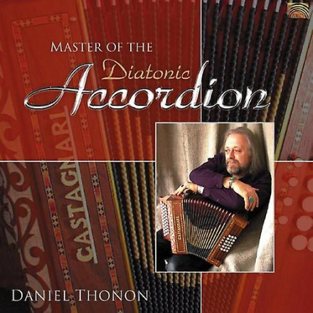 ARC MUSICI (GER) Daniel Thonon - Master av durspel [CD] USA import