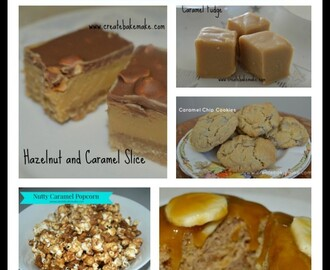 Caramel Recipe Collection