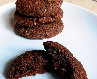 Double Chocolate Cookies (Wheat and Fructose Free)