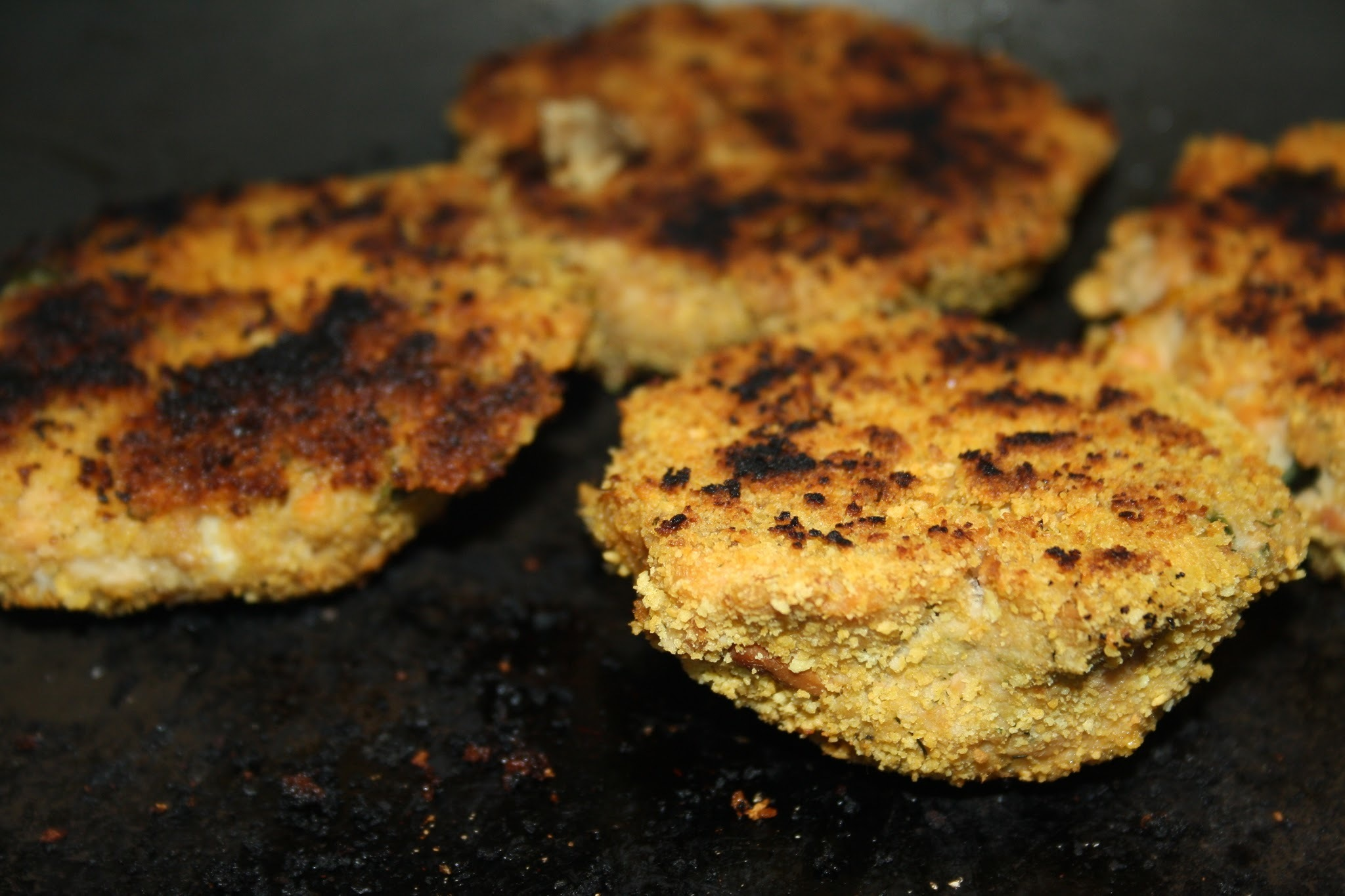 Jamie Oliver's Swedish Style Fishcakes