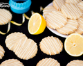 Easy 4 Ingredient Lemon Cookies