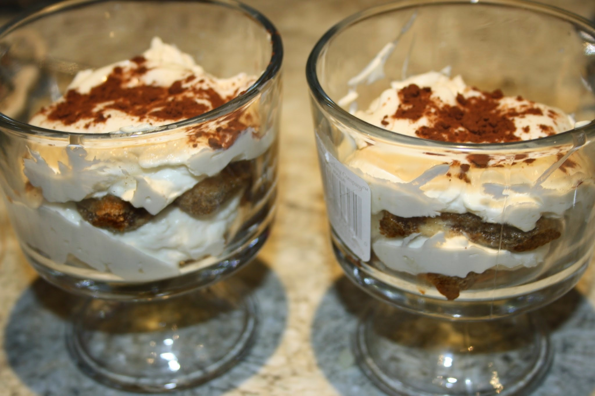 Slimming World Tiramisu