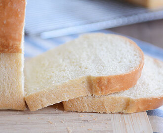 Perfect {and Simple} White Sandwich Bread