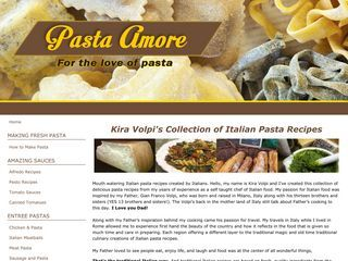 pasta-recipes-by-italians.com