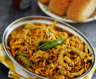 Pulled Chicken – Indian Style