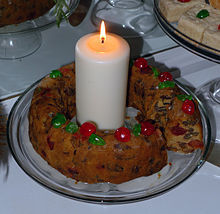 Christmas Time – Fruitcake