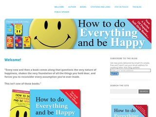 How To Do Everything And Be Happy