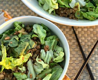 PF Changs Lettuce Wrap Salad