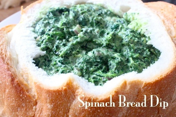 Bread Dip to Impress