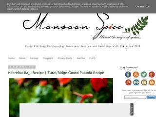Monsoon Spice
