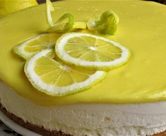 Chesse Cake  Lemon Curl