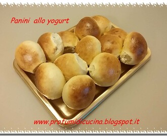 Panini  allo yogurt