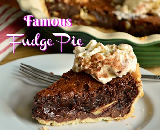 Famous Fudge Pie and Shanghai