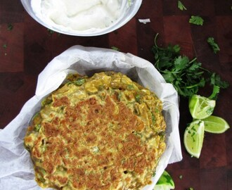 Giant Low Calorie Cumin & Cauliflower Fritters