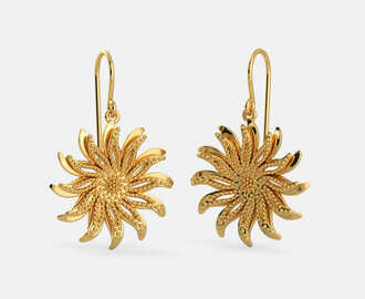 Why to choose gold earrings?