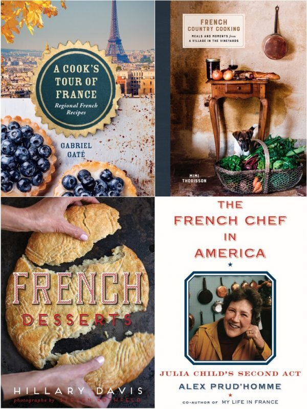 French Fridays: French (cook)books for the holidays