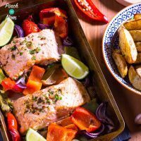 Syn Free Chilli and Lime Baked Salmon | Slimming World