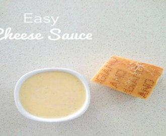 Easy Cheese Sauce – Back to Basics