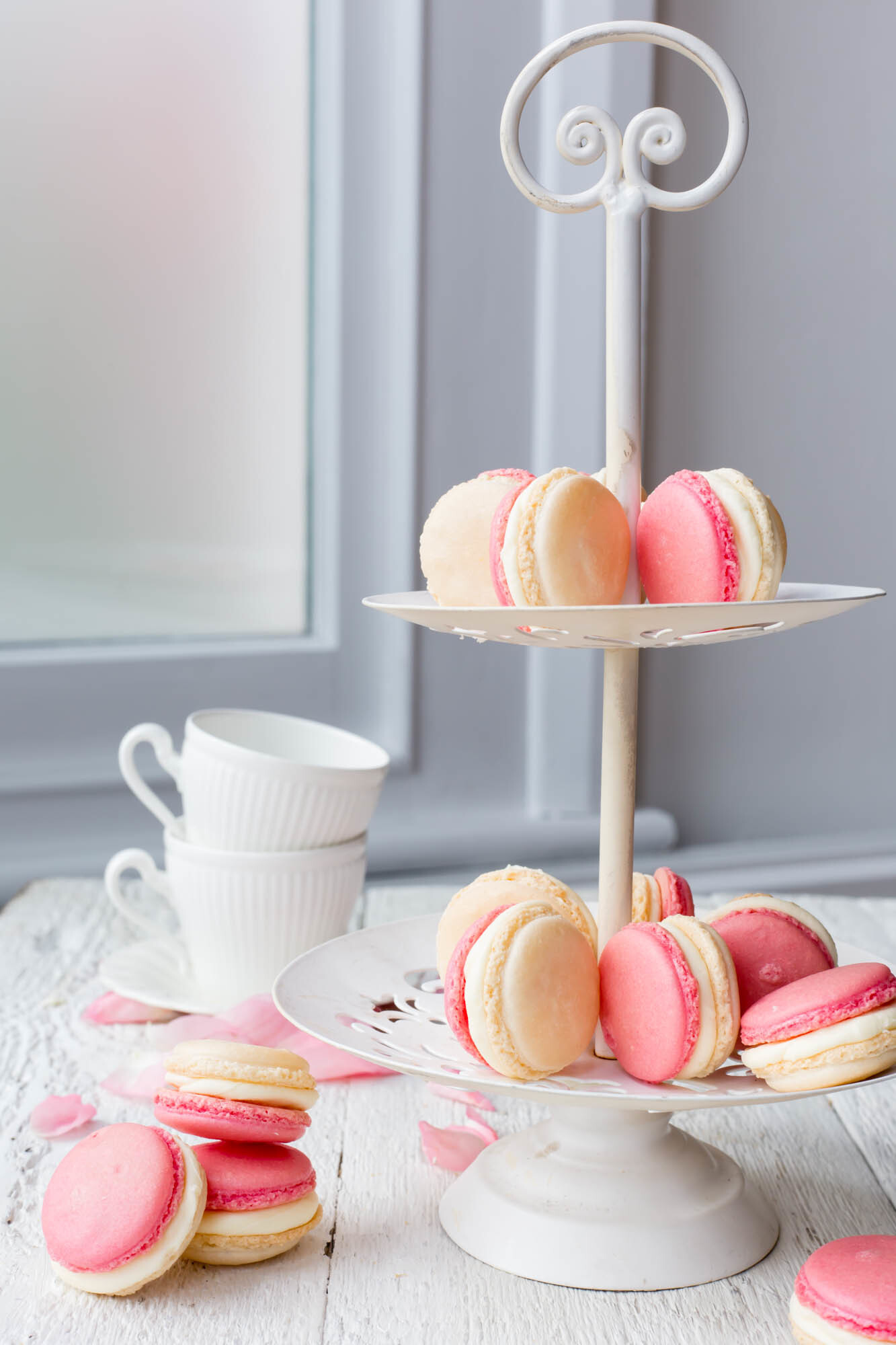 Thermomix Macarons