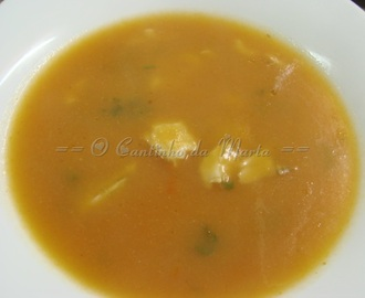 Sopa de Red Fish com Massas - Companion