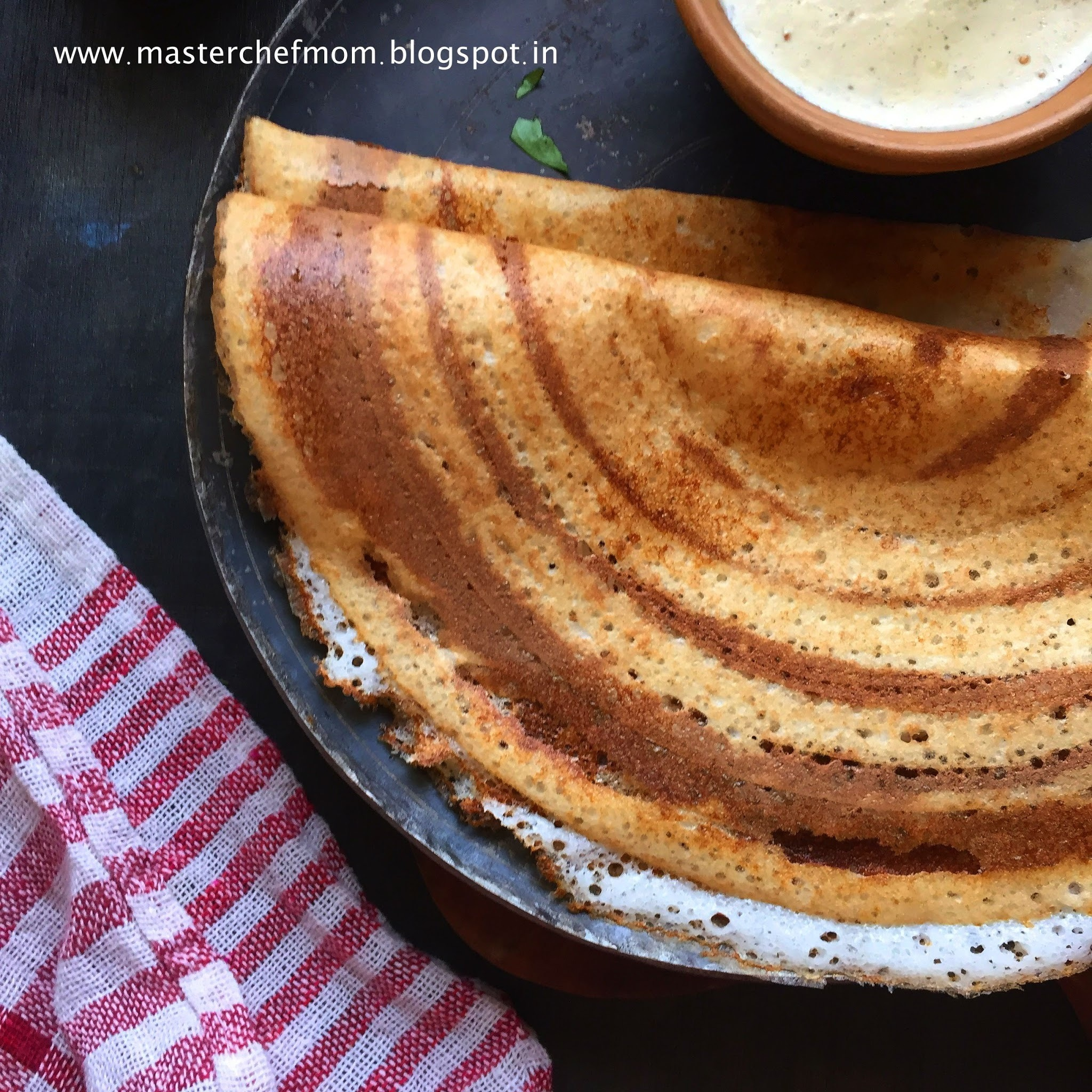 Paper Roast Dosai | How to make Crispy Dosa at Home | Tips and Tricks to make Wafer thin Dosa | Gluten Free Recipe | Breakfast Recipes by Masterchefmom