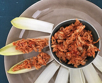 BBQ pulled chicken, paleo-proof