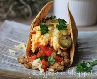 Recipe: Homemade Pork Tacos with an Asian Twist + WORLDFOODS giveaway