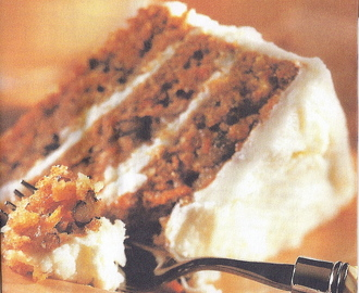 Best Carrot Cake (EVER!)