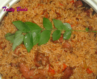 Mutton Briyani / Mom's Recipe