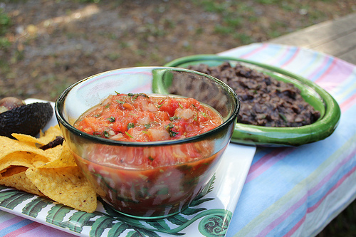 A hint or hit of Mexico: Smokey Tomato Salsa