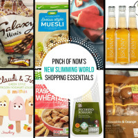New Slimming World Shopping Essentials – 10/3/17
